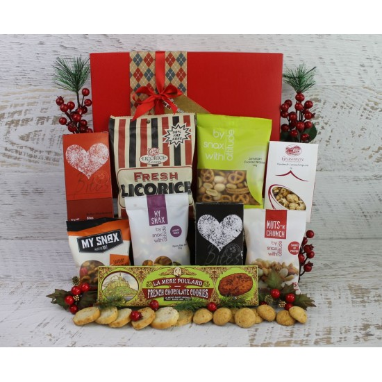 Savoury Snacks Hamper