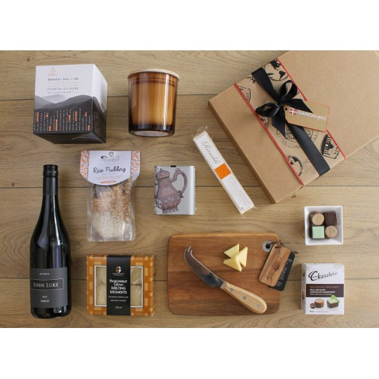 Wine and Cheese Board Hamper