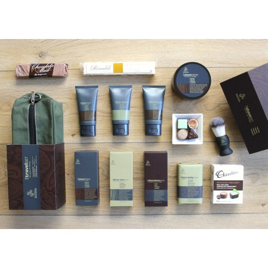 Bloke's Travel and Shave Kit