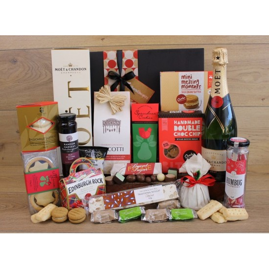Moet and Chandon Festive Gift Box