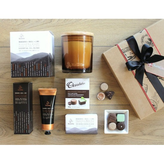 Nourish Pamper Gift Box