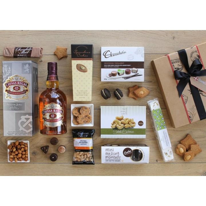 Chivas Regal Gift Box